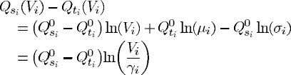 characteristic to be voltage dependent. Let (64) then, if (65) where Comparing (65) with (9), we