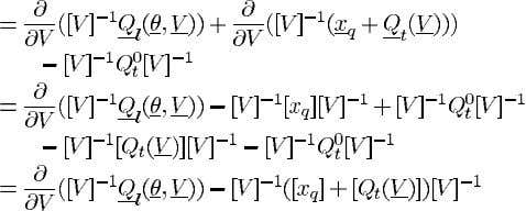 LYAPUNOV FUNCTIONS FOR MULTIMACHINE POWER SYSTEMS 811 where of the corresponding vectors down the diagonal.