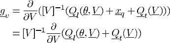 given by the transient characteristic [18], [23], i.e., at an equilibrium point. Hence the subscript the