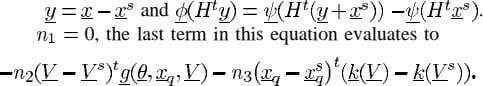 and . 0, the last term in this equation evaluates to