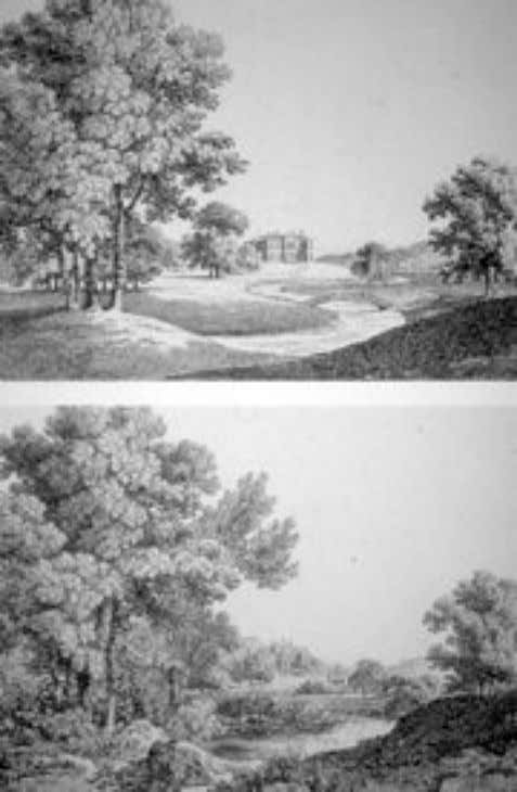 Engravings by William Gilpin