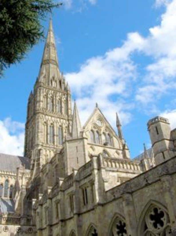 Salisbury Cathedral, 12th century