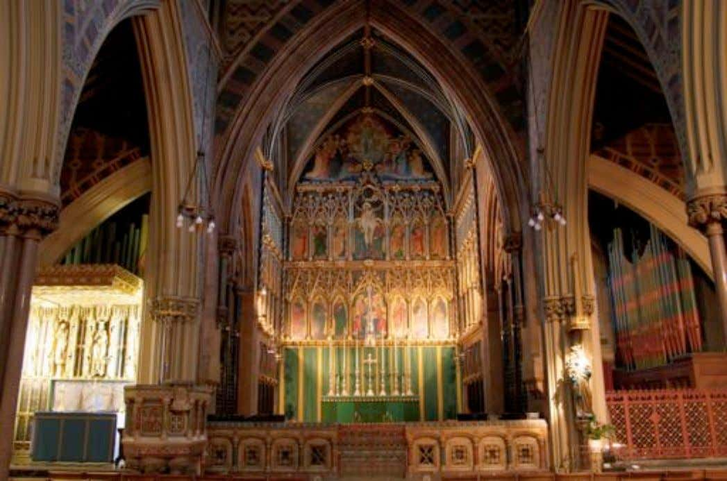 All Saints, Margaret Street (1849 - 59) William Butterfield