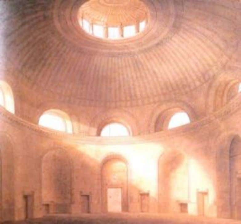 Bank of England Rotunda (1788 - 1833) John Soane