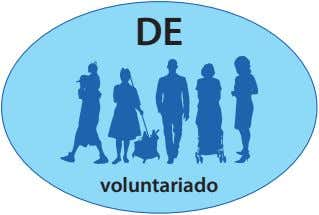 DE voluntariado
