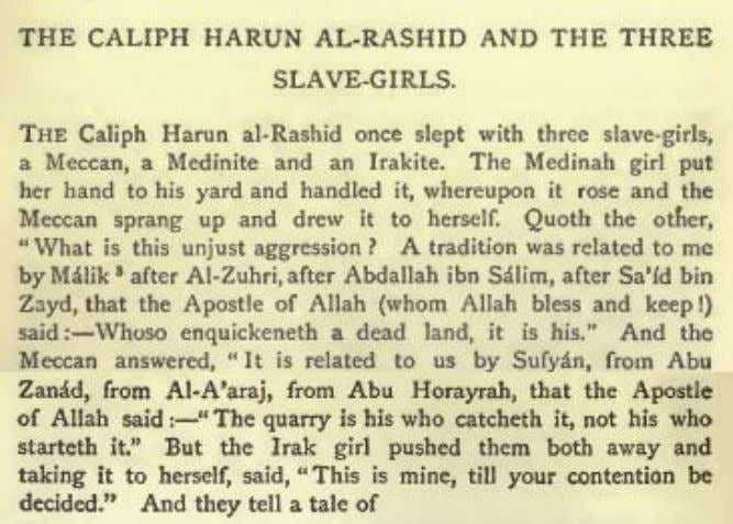 "The underlying content is a practical and original example of a ""hadith"". Hadiths are similar"