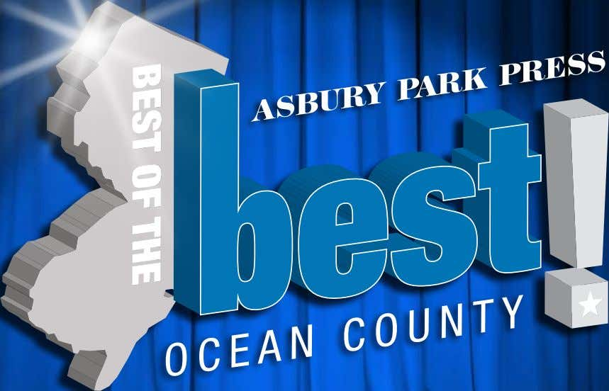 READERS CHOICE AWARDS 2017 Advertising Supplement | Asbury Park Press | Ocean County | October 19,