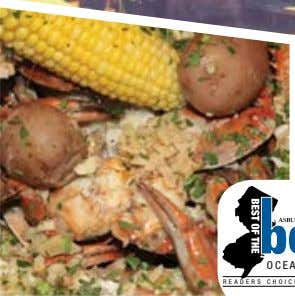 BEST SEAFOOD SINCE 1974 OPEN EVERY DAY ALL YEAR! ? DREAM HOMES O C E A
