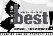 ONE MONMOUTH & OCEAN COUNTIES R EADER S CHO I CE CONTE S T 2