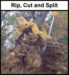 Rip, Cut and Split