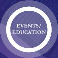EVENTS/ EDUCATION