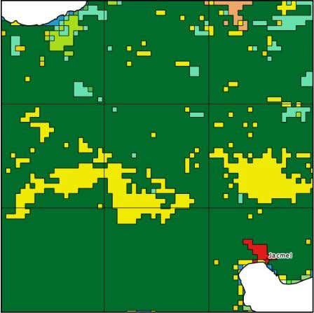 LAND COVER COVER RASTER FORMAT R.To.Vect COVER VECTOR FORMAT ATTRIBUTES ARE MANIPULATED TO ADD SCS-CN (CURVE