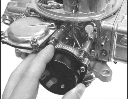 14). 2. Remove three screws attaching secondary vacuum diaphragm to the main body (Figure 15). Figure