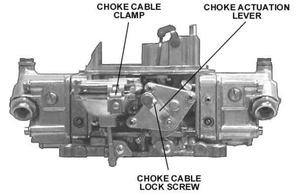 it according to the manufacturer's service manual. Figure 7 Manual choke parts (0-3310S shown) FORD