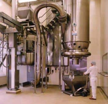 commissions for studies and investigations into all aspects of secondary pharmaceutical production and project work.