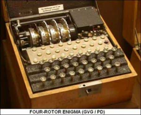 18 Other machines There are other machines used for encryption and d ecryption purposes. The