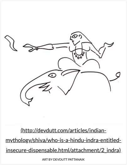 (http://devdutt.com/articles/indian- mythology/shiva/who-is-a-hindu-indra-entitled-