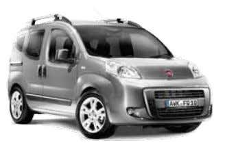 6,3-4,9. Co 2 -Emission (g/km): kombiniert 149-113. DER FIAT QUBO mylife ab € 12.990,– 1 •