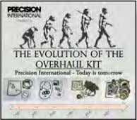 as an employer s 2012 Powertrain expo, october 25th-29th: Be The Evolution of the Overhaul Kit,