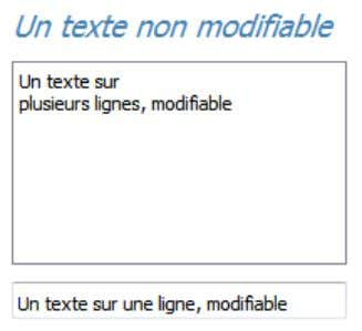 ": 100; text : ""Un texte sur une ligne, modifiable"" } Guillaume Belz Qt Quick Controls"