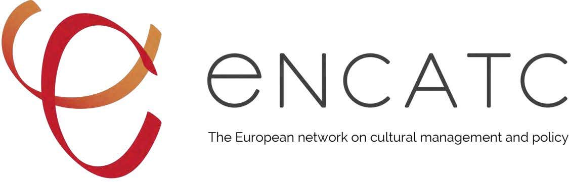 The European network on cultural management and policy