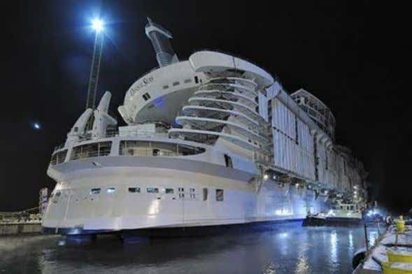 acquisition? Punjab National Bank 128. Name of the world's largest and most expensive cruise ship which