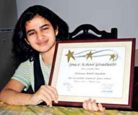 Hannan Binth Hashim. She has prepared a research paper titled 'Absolute Theory of Zero' which questions