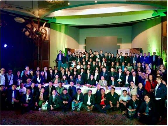 the inaugural 2017 highlights UNITED ARCHITECTS OF THE PHILIPPINES The Integrated and Accredited Professional Organization