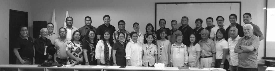 the 1st General Membership Meeting , held last July 1, 2017. UNITED ARCHITECTS OF THE PHILIPPINES