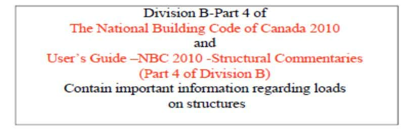 Introduction to Limit States Design Additional Texts needed for Structural Design 4