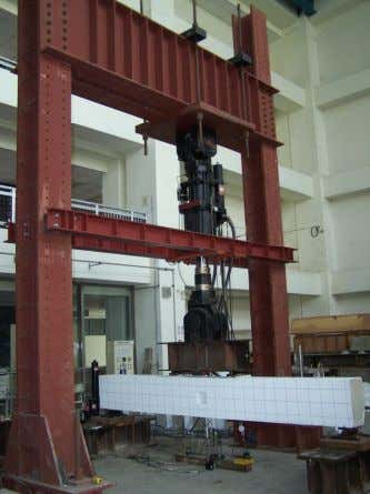 Testing Frame Actuator Specimen Strong Floor Figure 2 Test setup 2.3. Instrumentation Test specimens were
