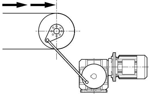 only by the precision of other components of the mechanism. Backstopping (non-return) A shaft in conjunction