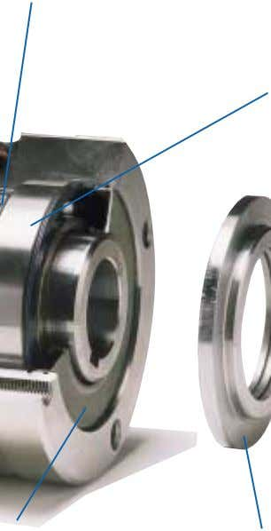 (ARO) hardened Sprags fitted in clutches up to size 700. Heavy duty bearing fitted for maximum