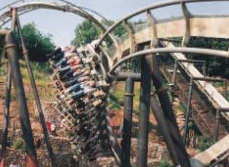 Speed overrun is often created by the steel being rolled. Theme park rides are popular world