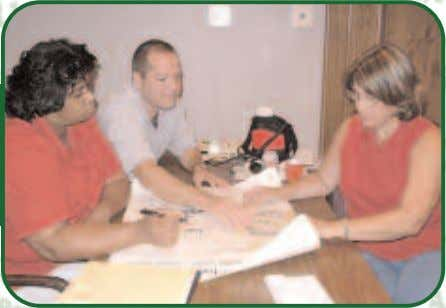Workshops ne component of the Heritage Education – Louisiana pro- gram is summer workshops for