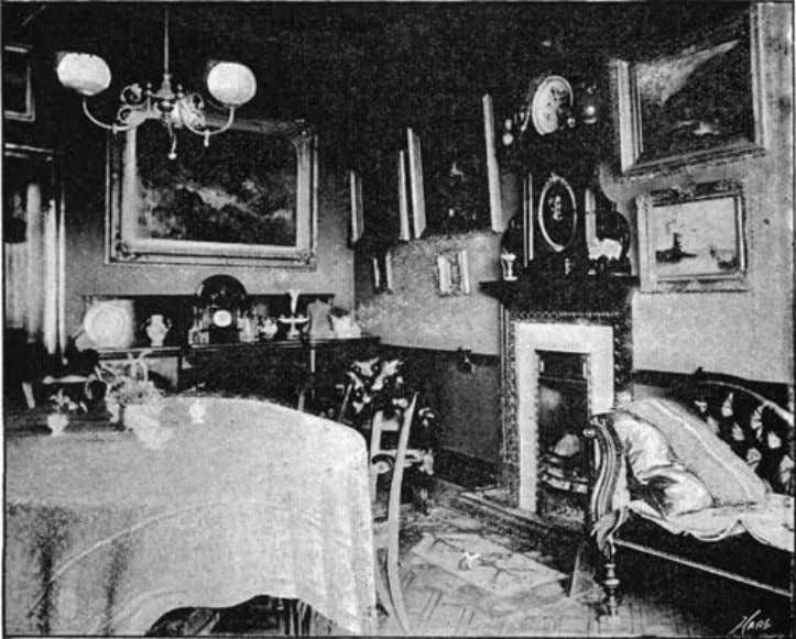 of The Idler Magazine, An Illustrated Monthly, June 1893. the dining room. Recognising, then, the difficulties