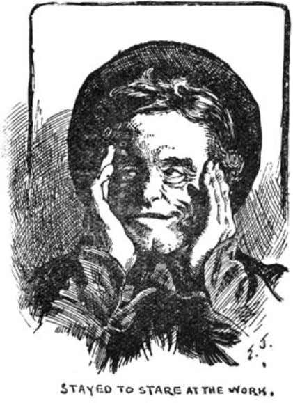 "of The Idler Magazine, An Illustrated Monthly, June 1893. ""Oh, certainly not,"" and my friend got"