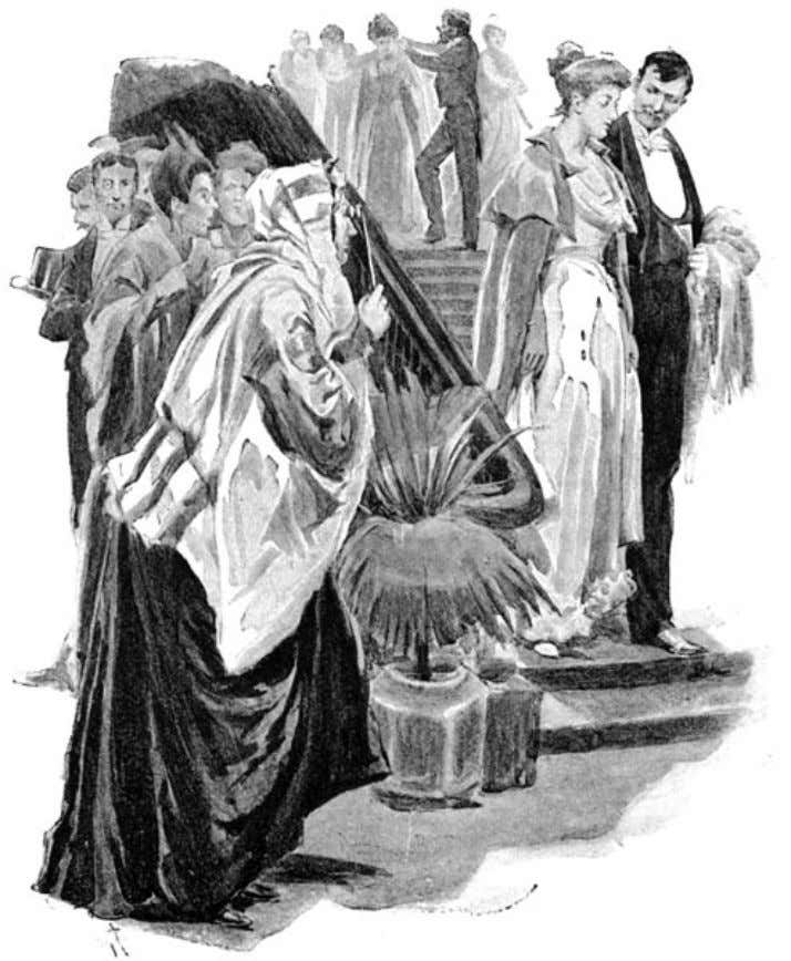 "of The Idler Magazine, An Illustrated Monthly, June 1893. ""one sister was seen at the theatre"