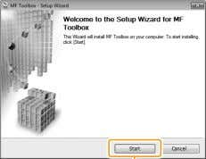 2008, the MF Toolbox is not installed. Proceed to Step . Click. Ensure that [ ]