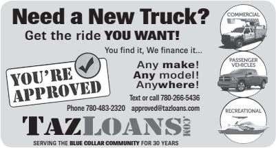 .com Need a New Truck? Get the ride YOU WANT! You find it, We finance