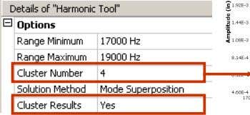 ANSY ANSYS S Wor Workbench kbench – – Simulation S imula tion Harmonic Analysis … Mode