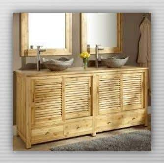 not ending there; there are multitudes of ways that bamboo can serve for kitchen remodeling. 12