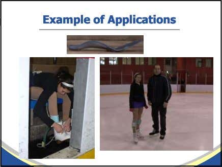 ExampleExample ofof ApplicationsApplications