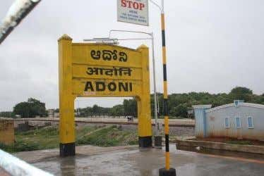 market. 1.8 Research has been carried out at Adoni town: Adoni is a city in Kurnool