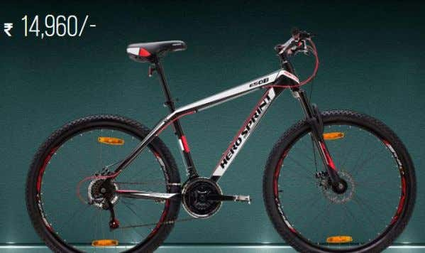 movement. Features :  Shimano EF-51  650B Wheel Size  Double Disc Brake  Front