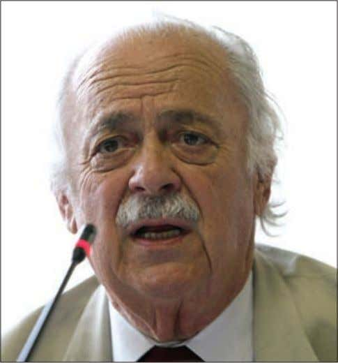 Advocate George Bizos: Thank you. I'm very pleased to be here, to mark Human Rights Day.