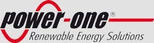 10. GUEST ARTICLE Power-One is a leading provider of renewable energy and energy- efficient power conversion