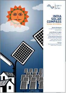 INDIA SOLAR COMPASS October 2012 Edition Market Dashboard A snapshot of the market's fundamentals Latest