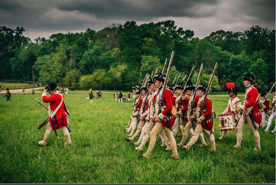 "(A preview for the recreated 17 t h Regiment of Foot) Contents 1. Overview 2. ""Complement"