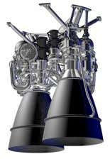 Annual Compendium of Commercial Space Transportation: 2018 A 3D model of the AR1 engine (Aerojet Rocketdyne)